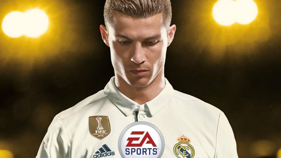 Cristiano Ronaldo FIFA 18 cropped