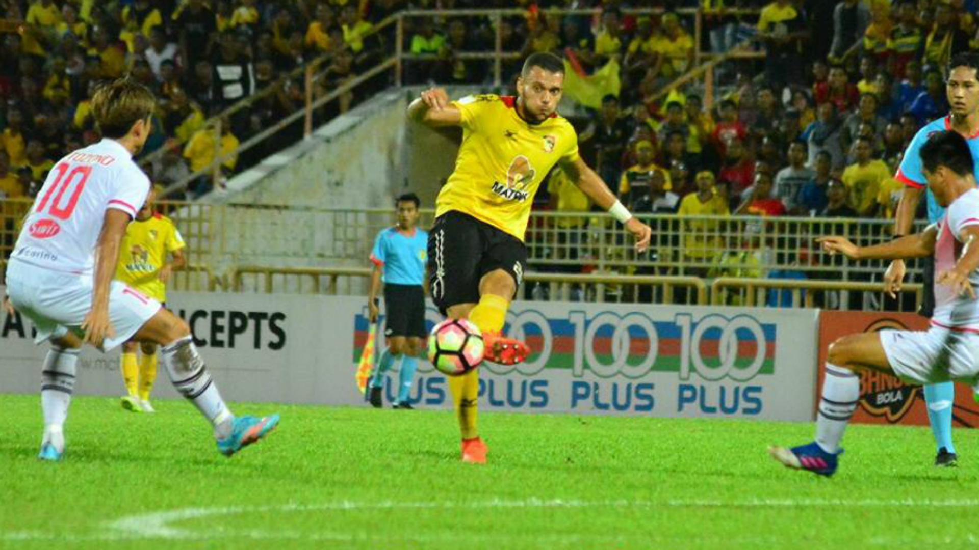 Nemaja Vidic, Negeri Sembilan, FA Cup, 21/04/2017