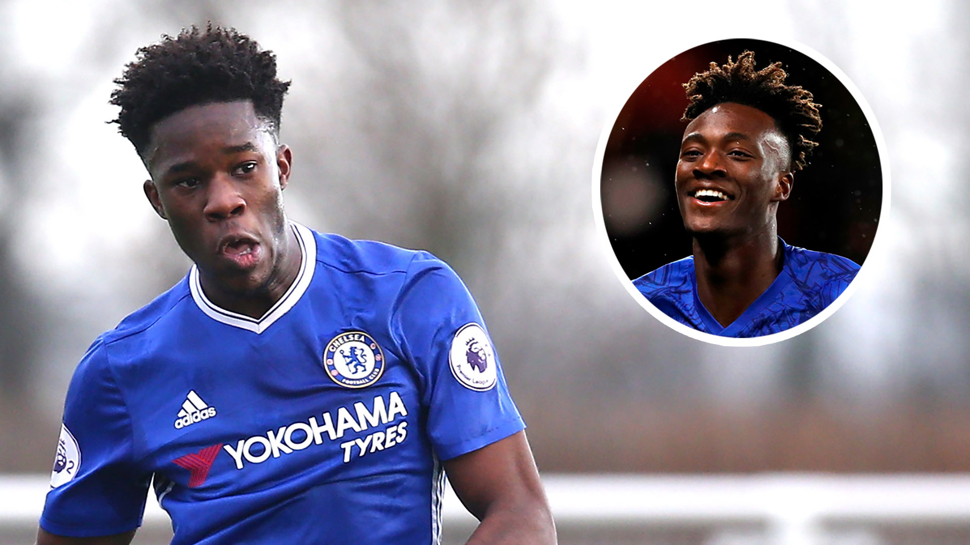 Chelsea youngster Ugbo on learning from Abraham, his Dutch adventure & how the Blues' loan system actually works