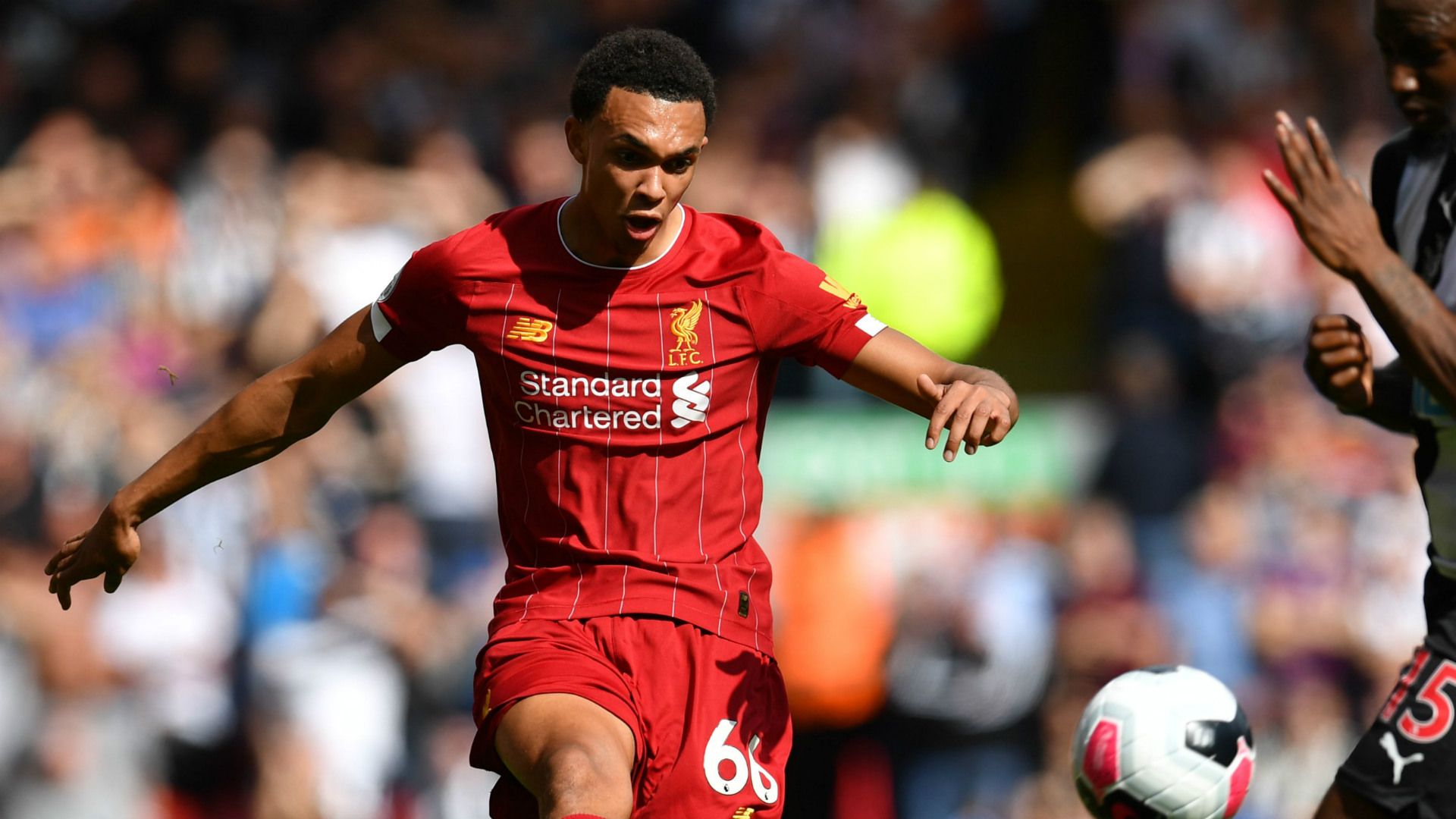 'Alexander-Arnold can take Winks' place for England' – Former Three Lions star wants role change for Liverpool right-back