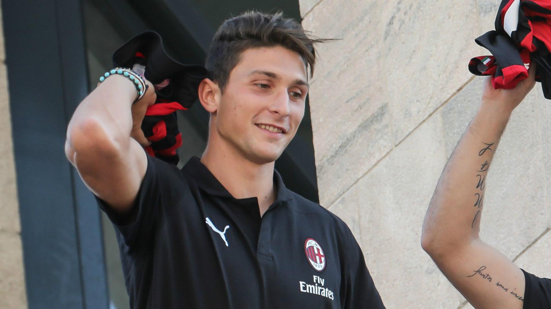 Calciomercato Atalanta, Caldara può tornare dal Milan