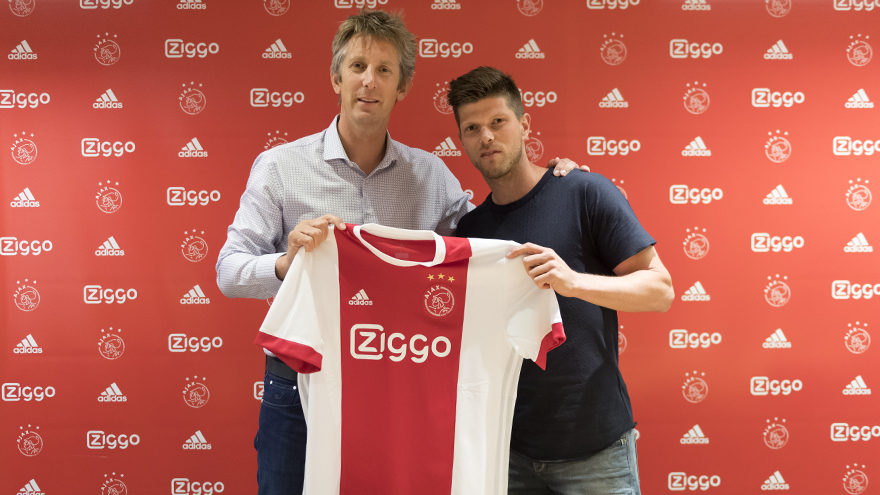 Huntelaar Ajax