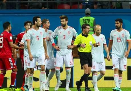 El árbitro uruguayo de Colo Colo - Palmeiras