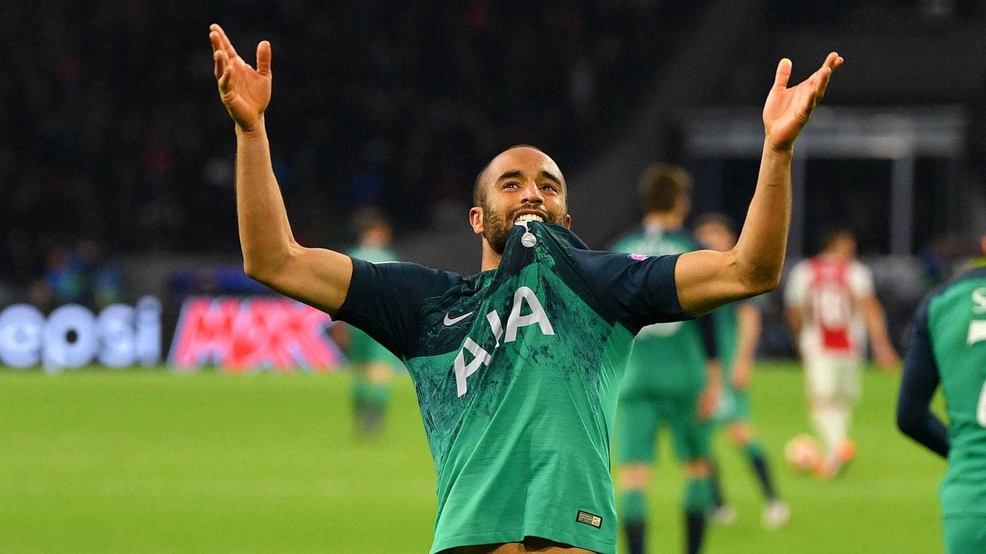 'I hope he gets a statue': Christian Eriksen heaps praise on Tottenham hero Lucas Moura