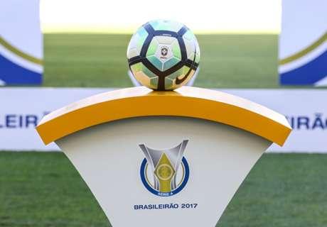 Brasileiro: classificação completa