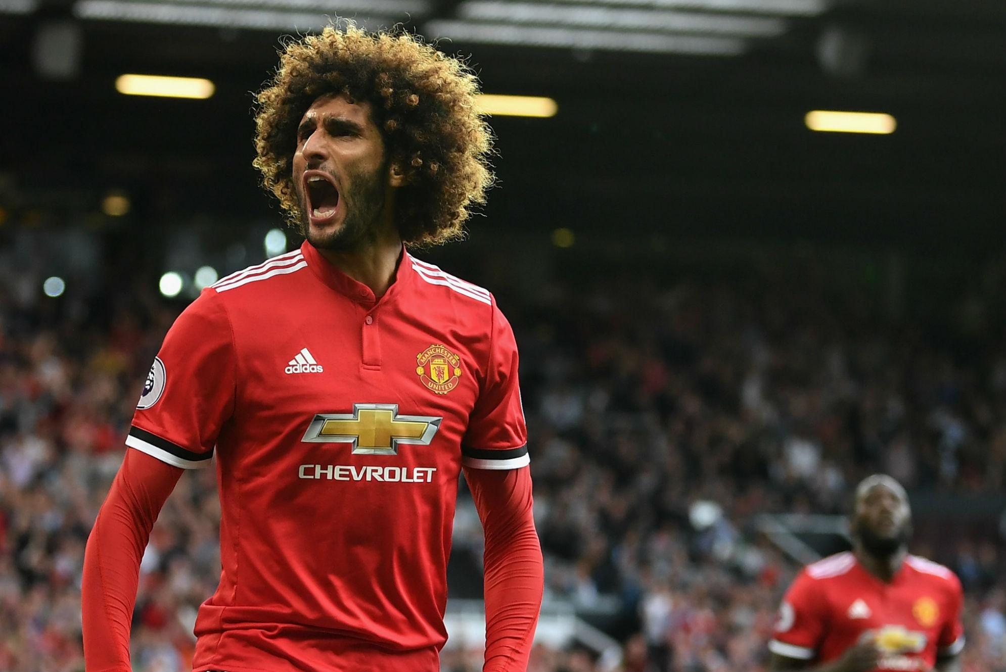 """Premier League - Fellaini : """"Manchester United a viré Mourinho trop vite"""""""