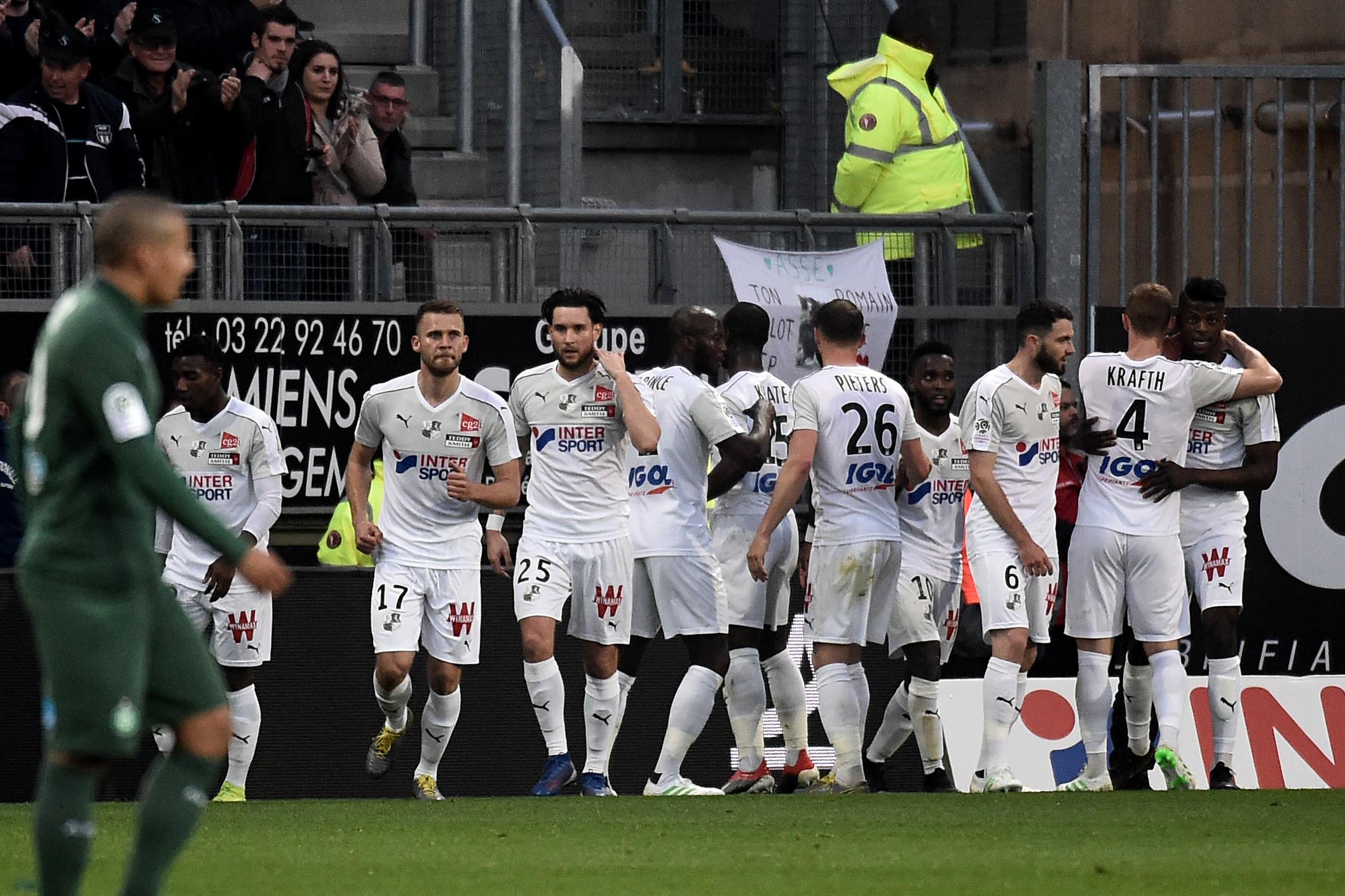 Amiens SC : le calendrier de Ligue 1 pour la saison 2019-2020