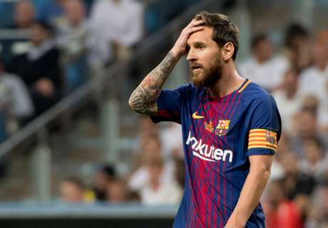 Messi only thing between Barca and mediocrity
