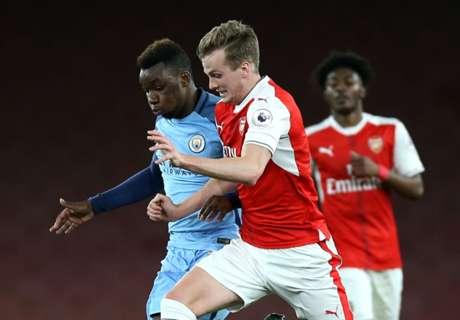 City trio complete NAC loan moves
