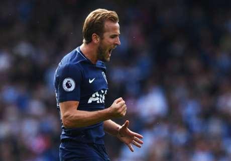 'World-class Kane up there with Ronaldo & Suarez'