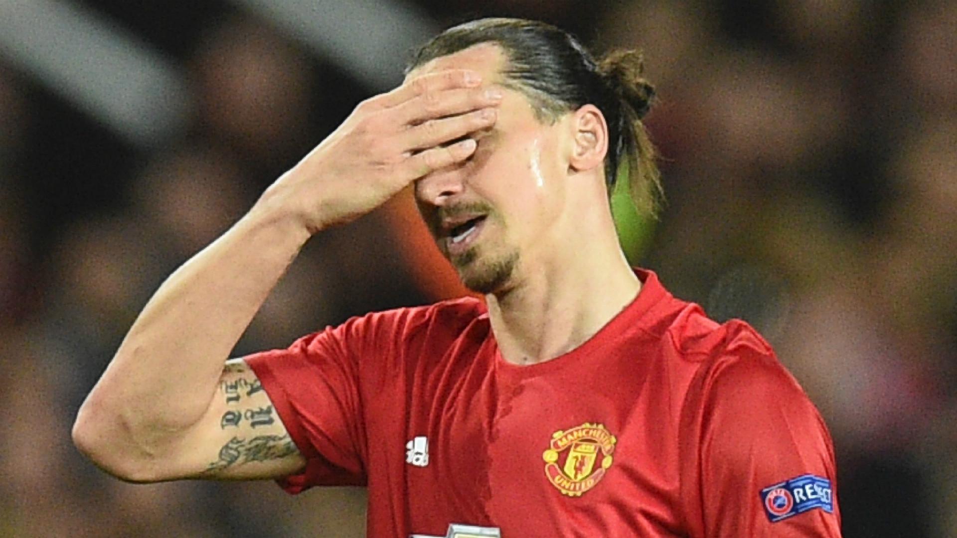 Ibrahimovic injury: Shaw says Zlatan was walking around in changing room