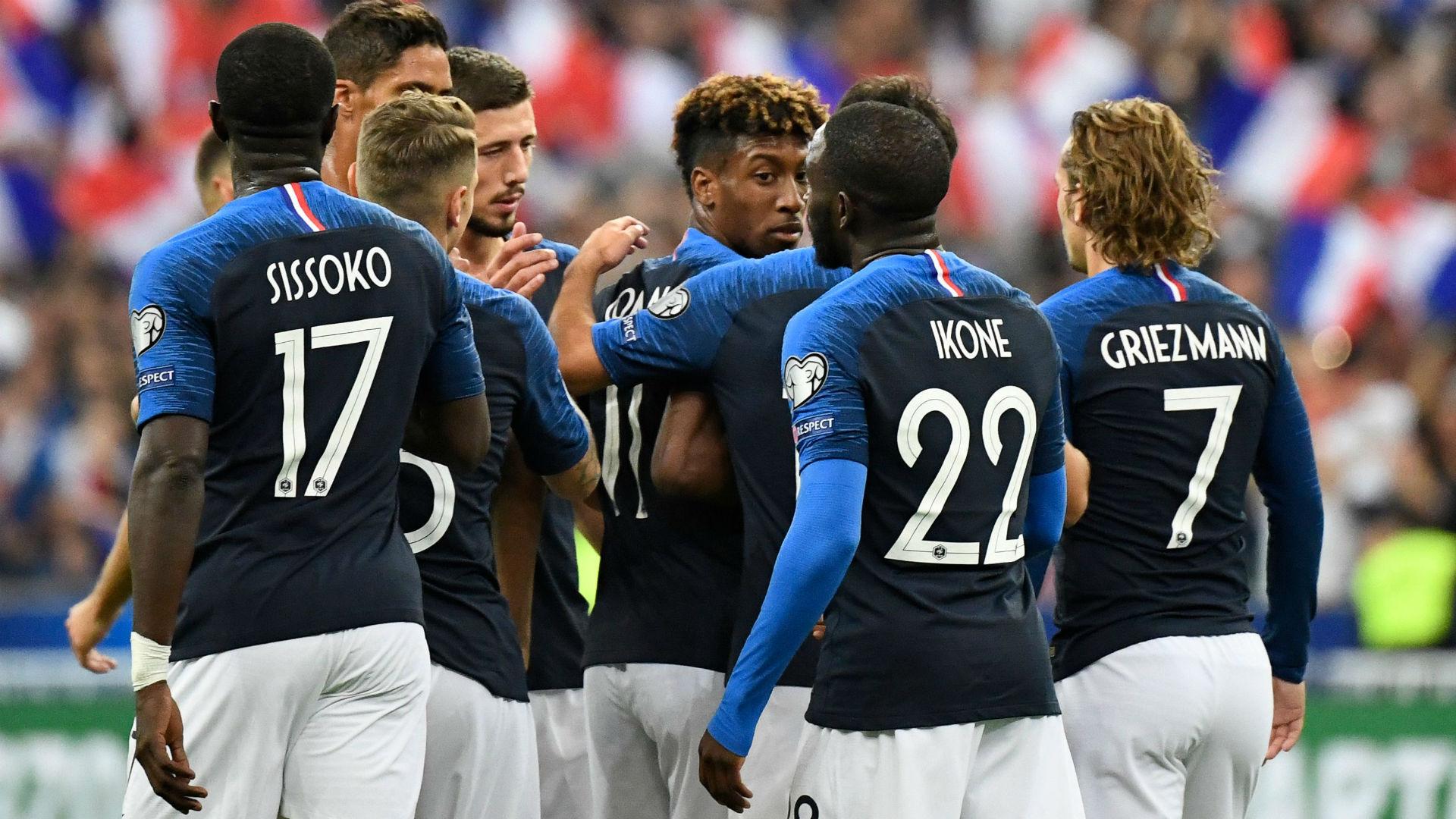 France-Andorre 3-0, Coman et les Bleus sur leur lancée