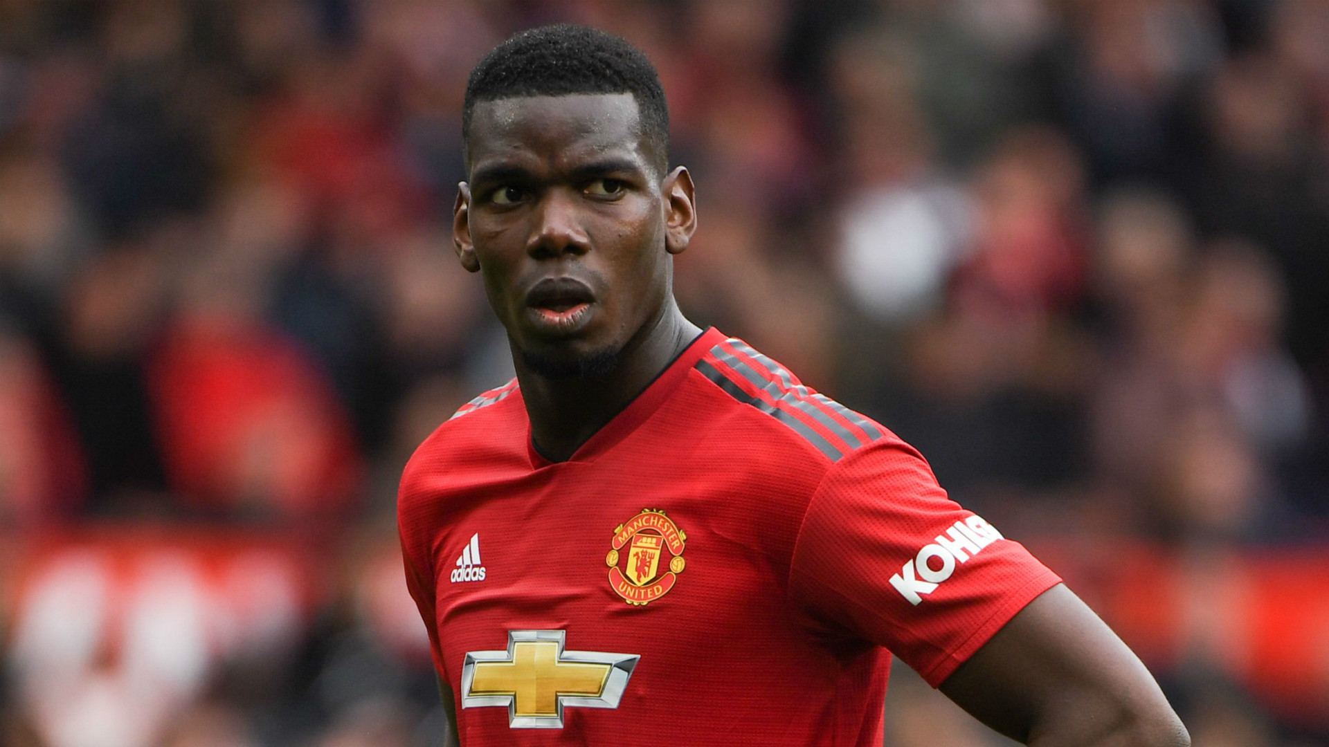 'Any great player has a place at Real Madrid' - Varane concedes Pogba move a 'possibility'