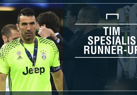 Juve, Belanda & Spesialis Runner-Up