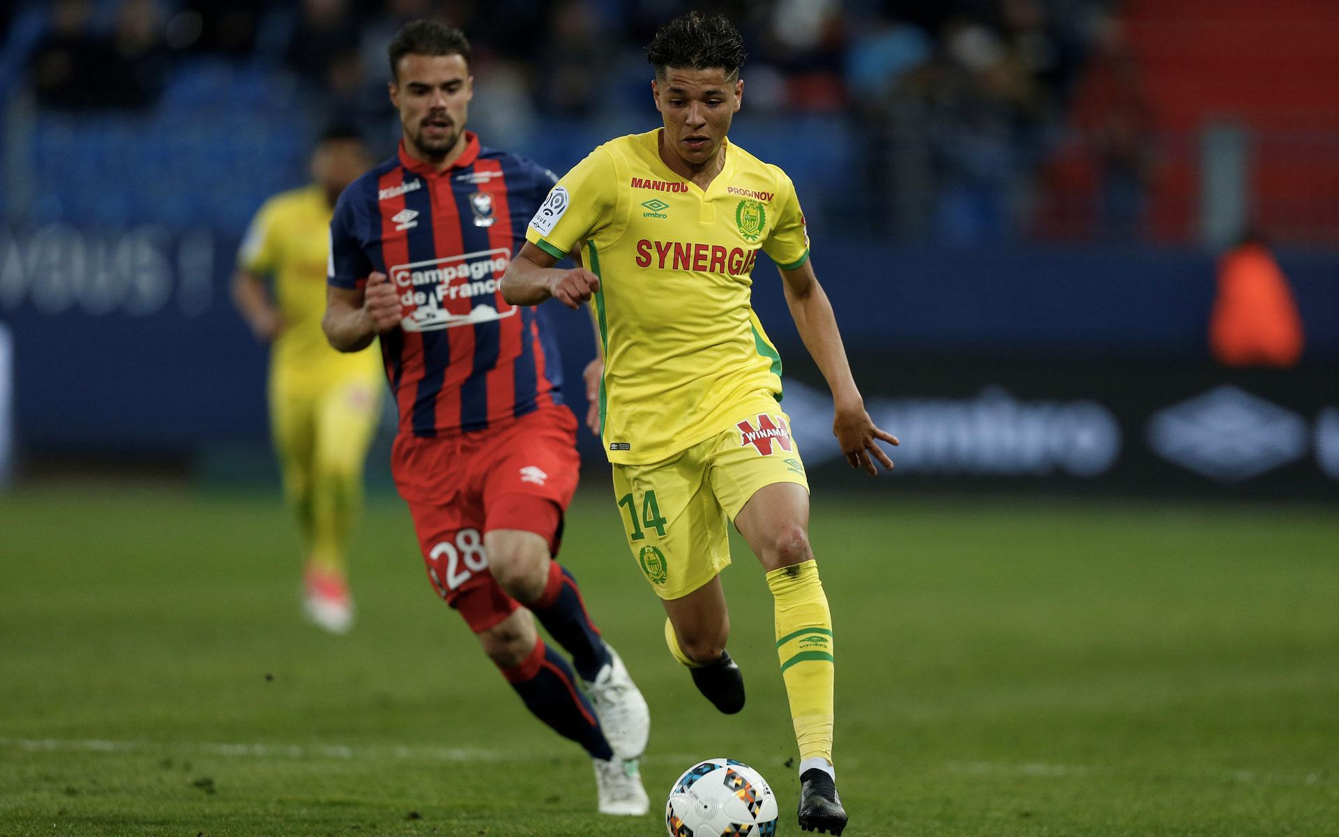 Bundesliga - Schalke 04 : Officiel pour Amine Harit