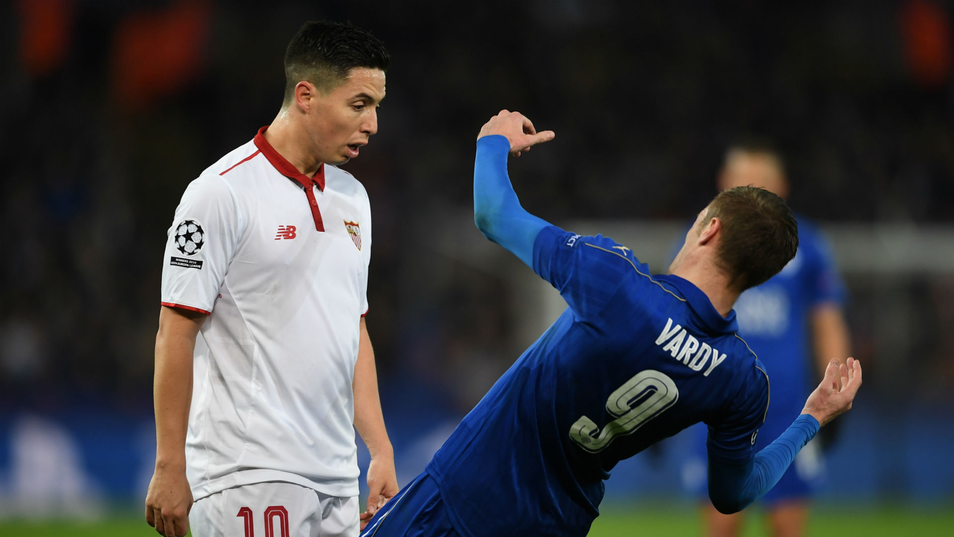 Sevilla move unlikely as Man City tell Nasri to find new club