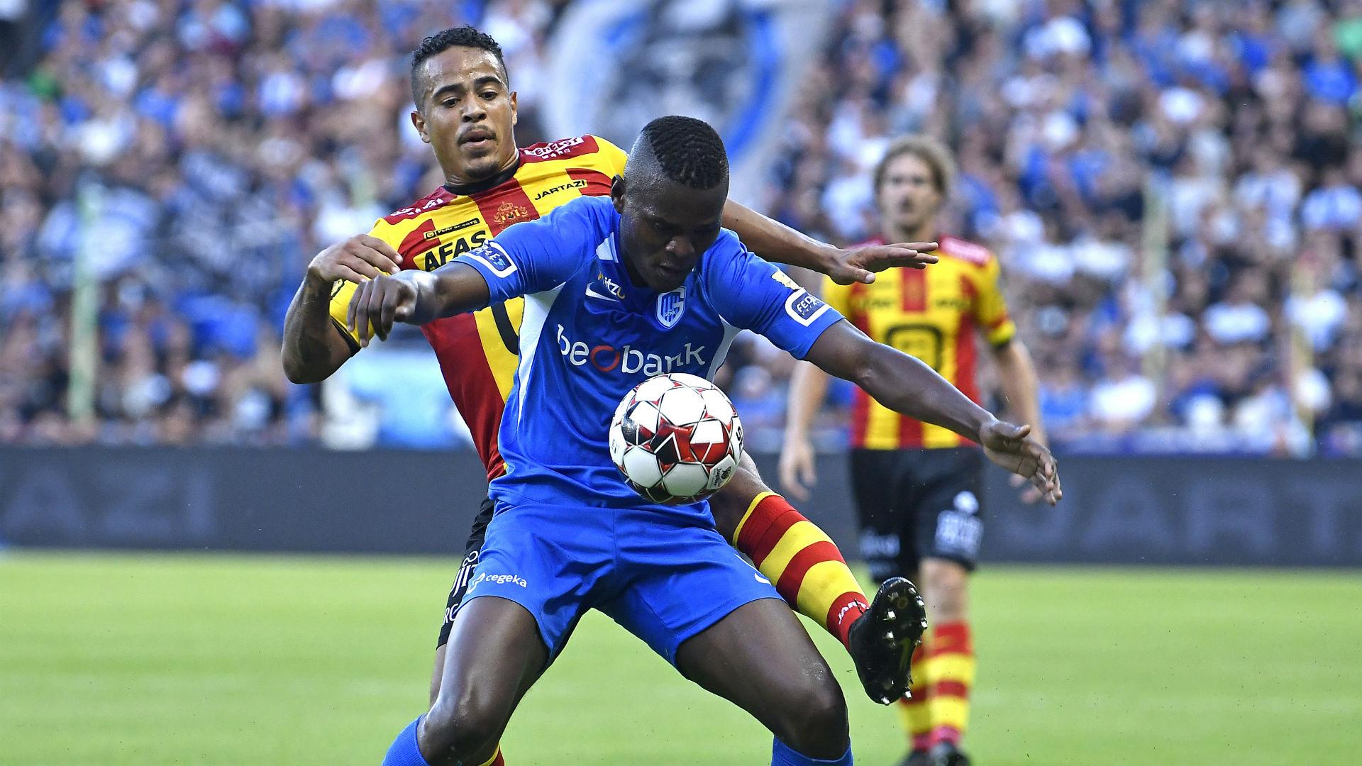 Samatta could not help Genk avoid Eupen defeat