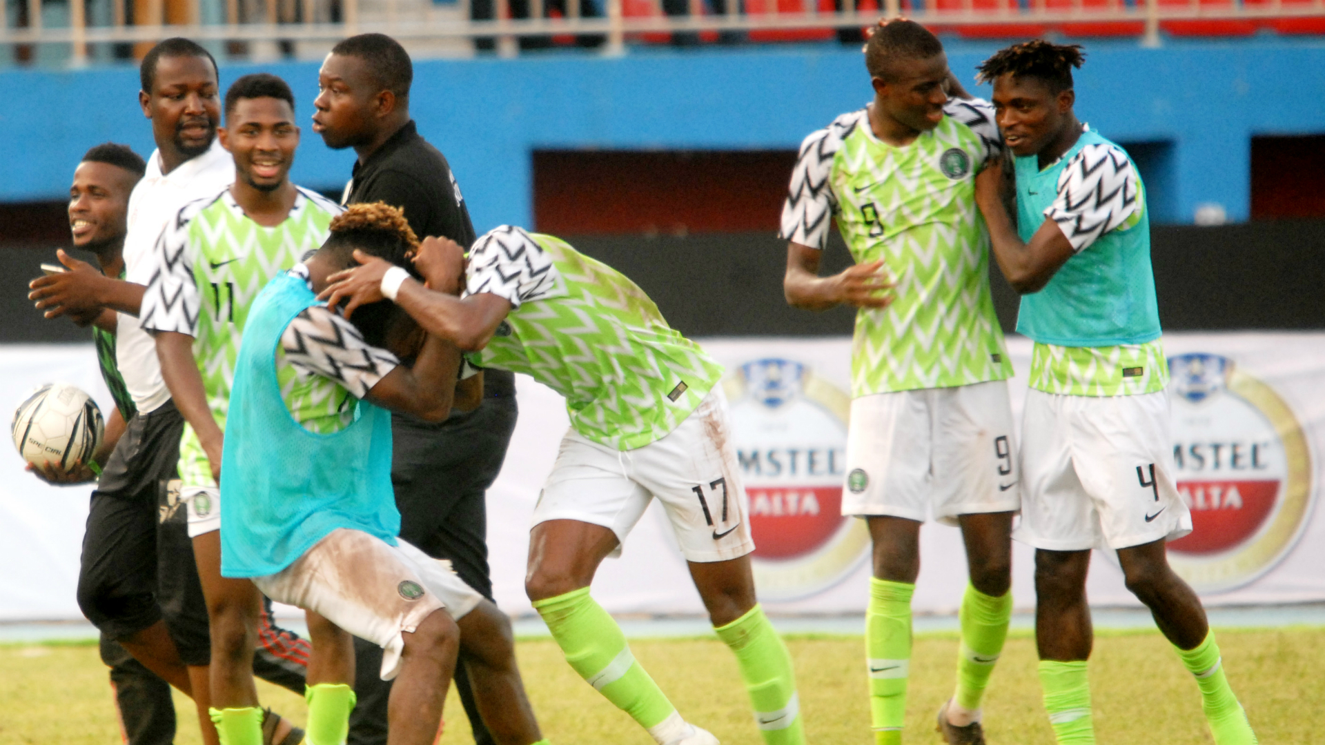 U23 Afcon: Okechukwu urges Nigeria to beat Cote d'Ivoire