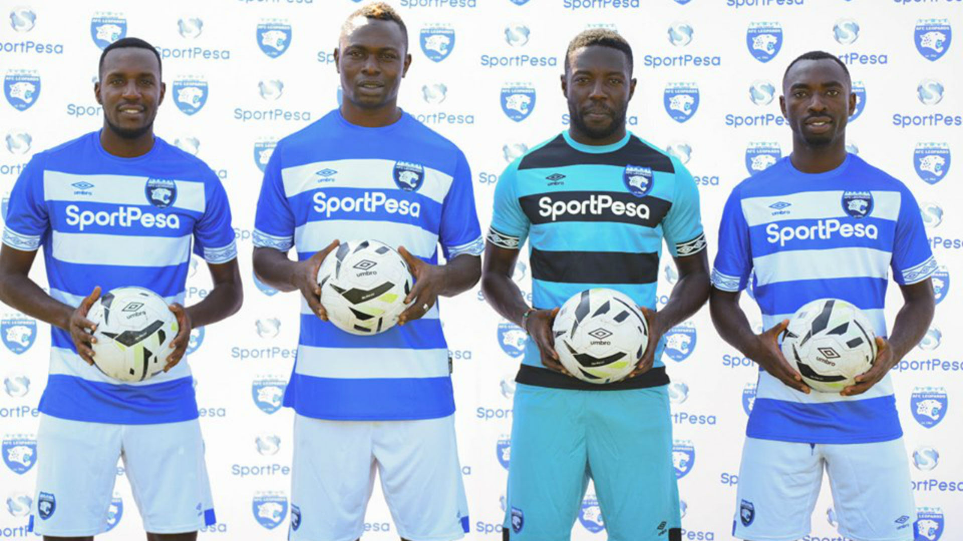 AFC Leopards new players real deal - Tom Juma