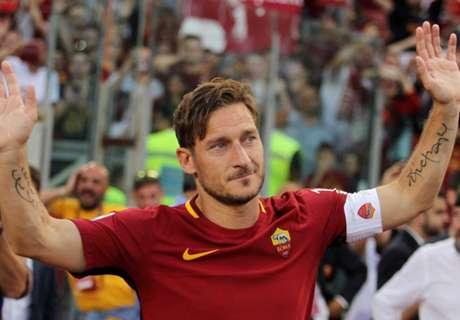Roma-Legende geht ins Management