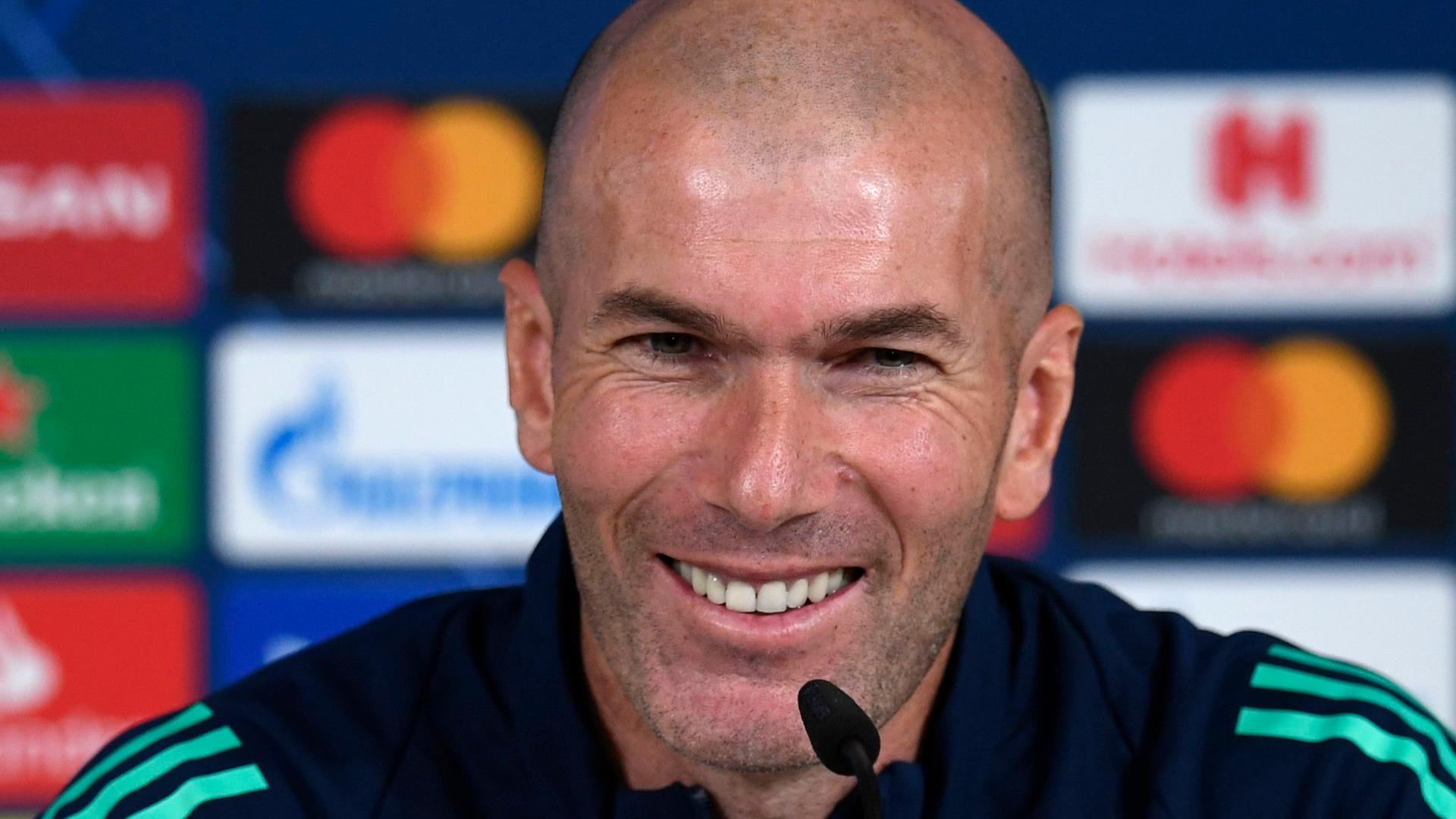 """Real Madrid, Zidane : """"Si nous jouons Liverpool, nous les éliminerons"""""""
