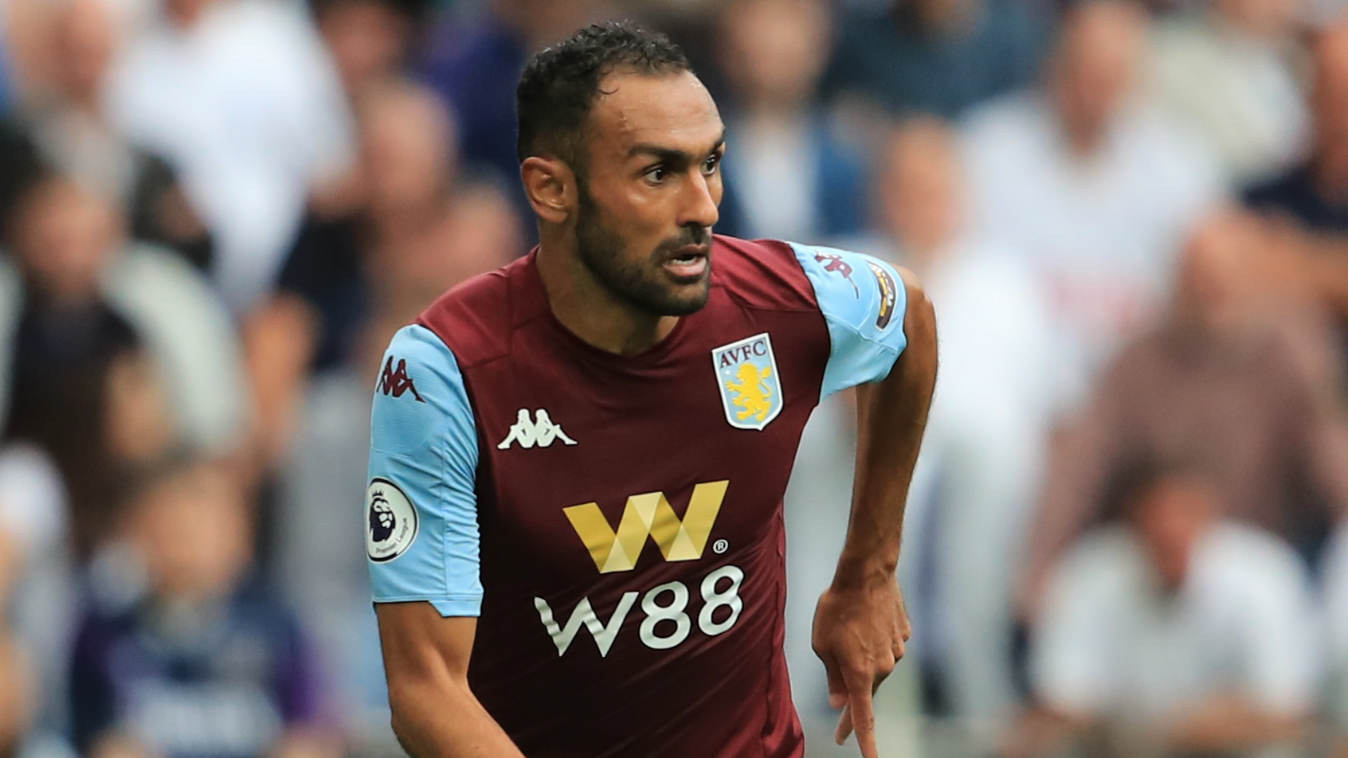 Elmohamady targets League Cup triumph with Aston Villa