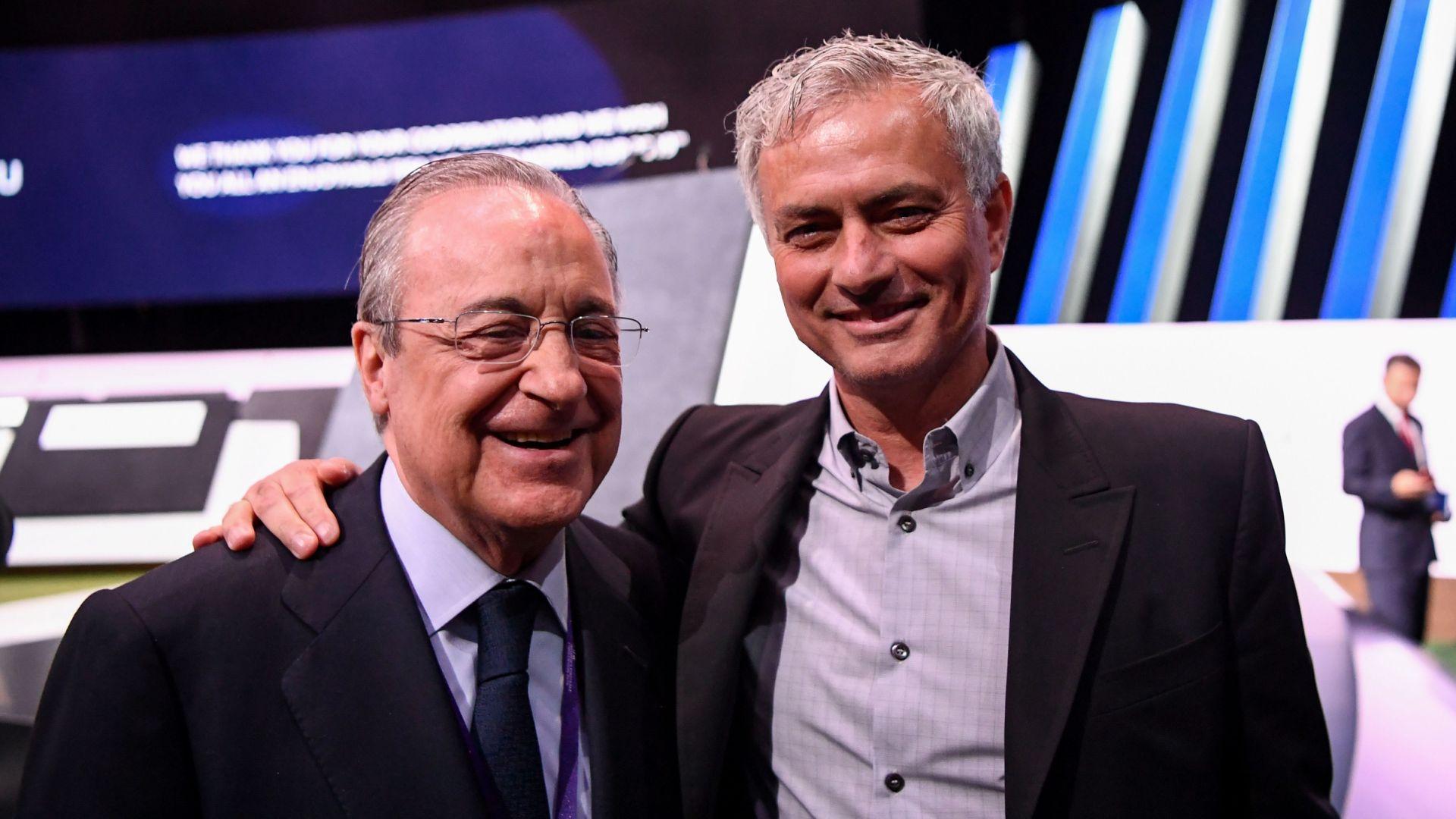 Real Madrid, Mourinho, l'épouvantail de Perez ?