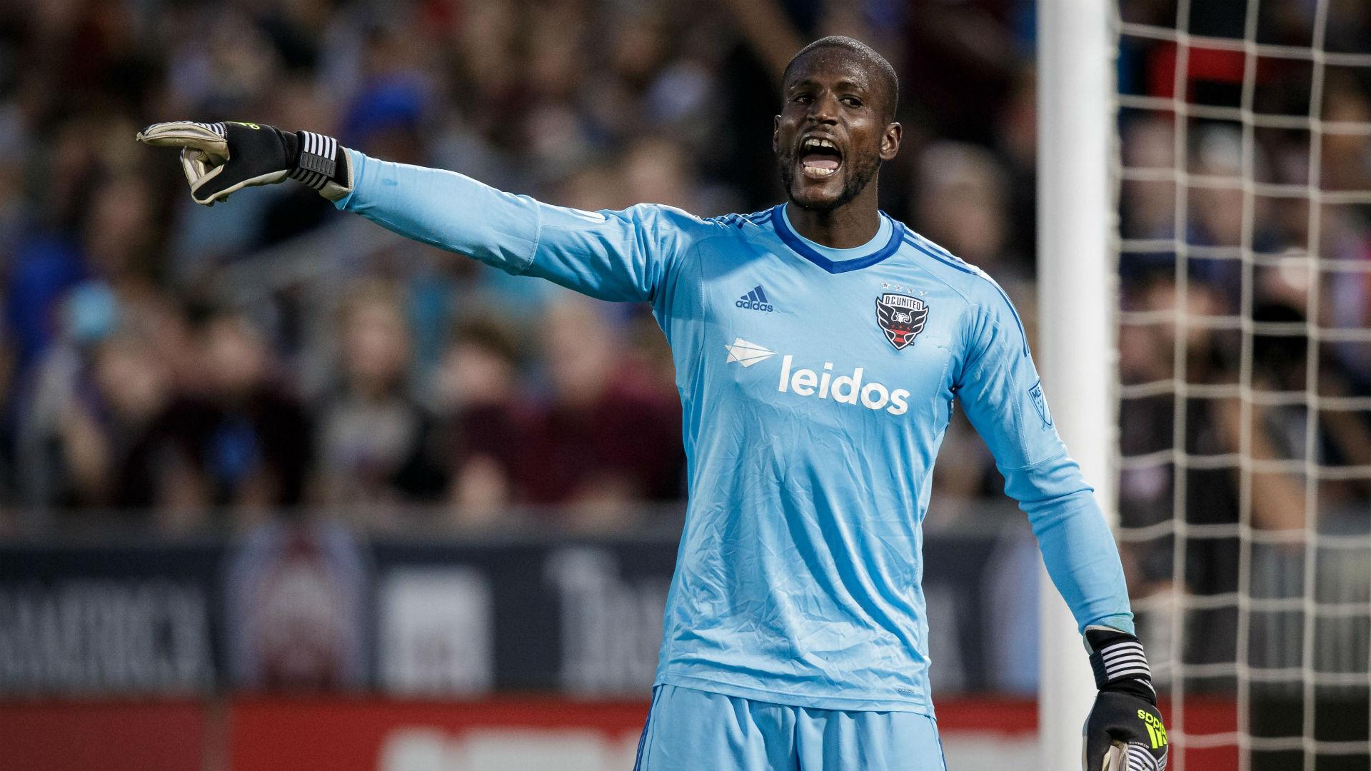 HD Bill Hamid D.C. United MLS