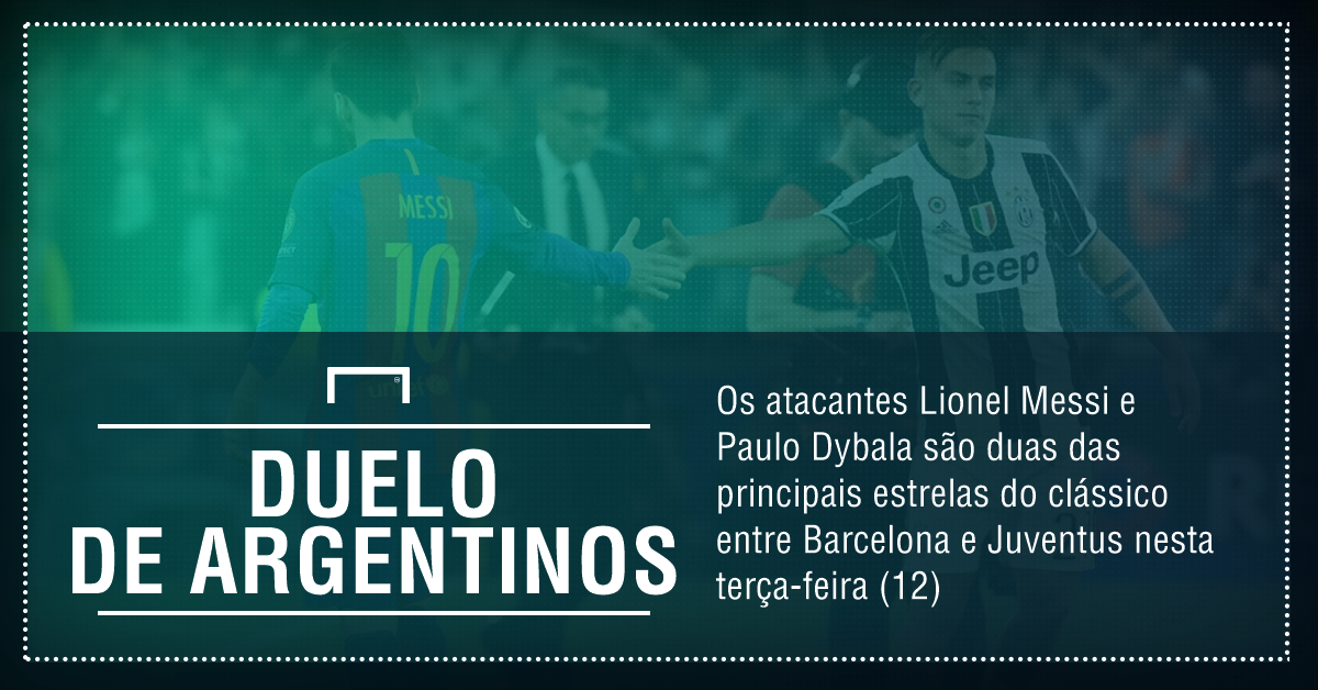 GFX Barcelona x Juventus