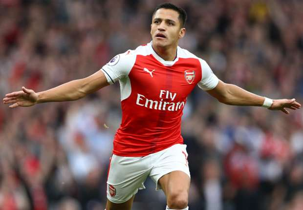 Arsenal fear Alexis will push through Man City move