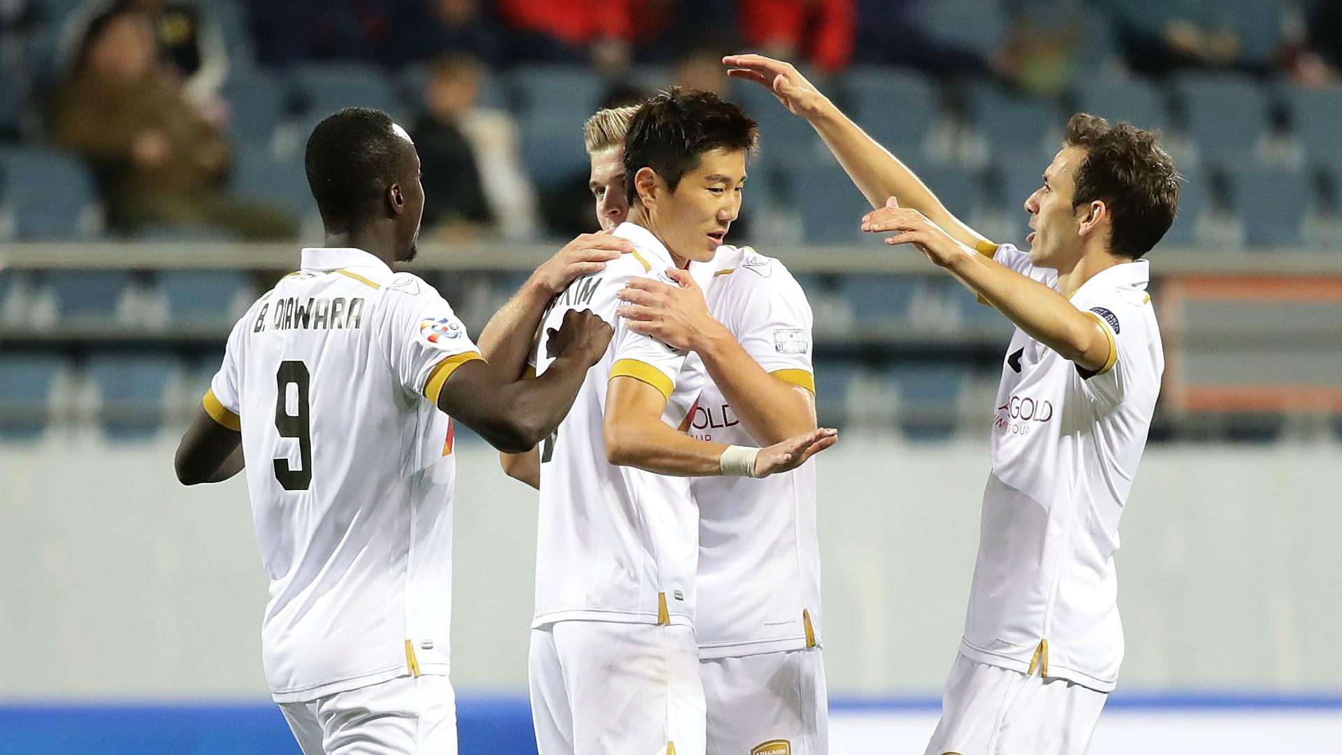 Kim Jae-sung Jeju United v Adelaide United AFC Champions League 11042017