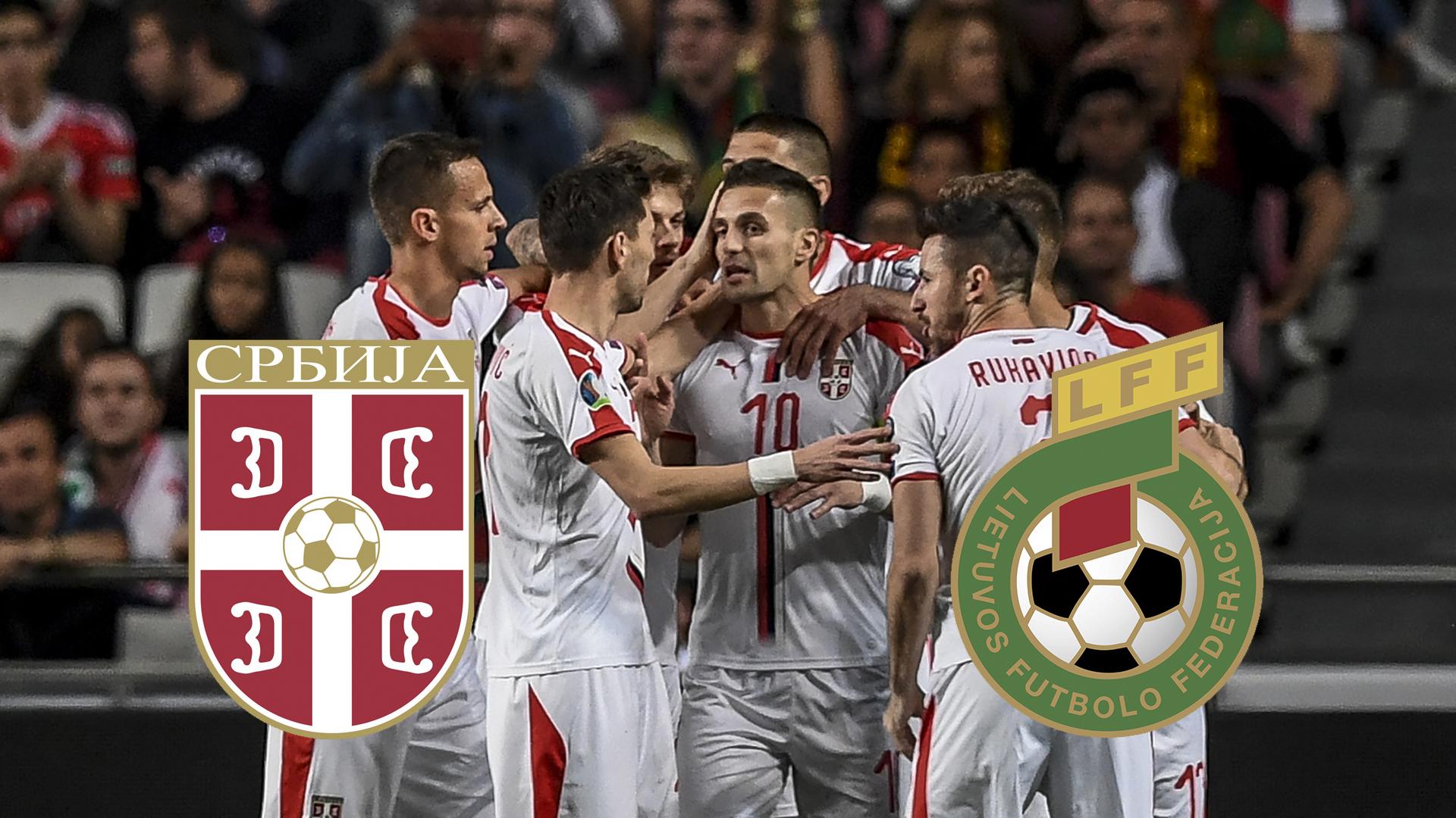 Wer Zeigt Ubertragt Serbien Vs Litauen Heute Live Im Tv
