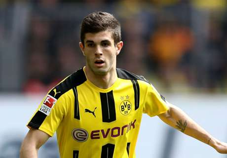 Pulisic leads Americans Abroad XI