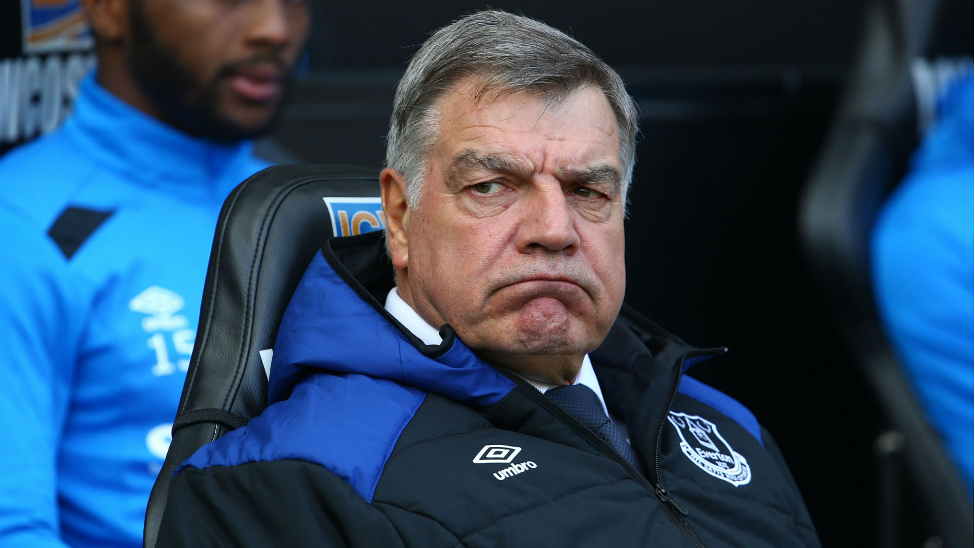 Allardyce sacked by Everton with Marco Silva leading candidate to take over