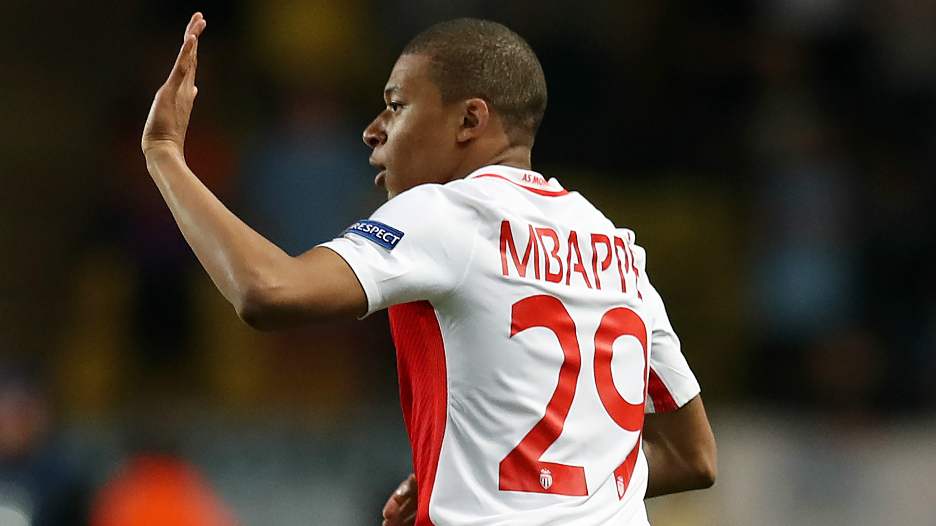 kylian mbappe - photo #15