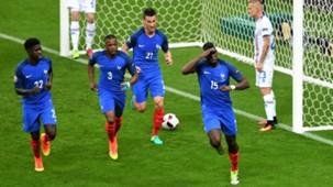 France Iceland UEFA Euro 2016 03072016