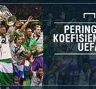 Peringkat Koefisien Klub UEFA