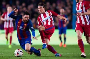 How do you stop Lionel Messi? Filipe Luis happy to fill 'butcher' role at Atletico
