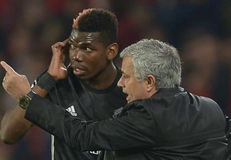 WATCH: Mou hugs reporter for lack of Pogba questions