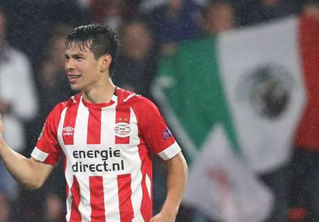 Lozano: It'd be a dream to come to Barcelona