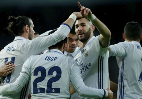 Benzema: I don't serve Bale & CR7