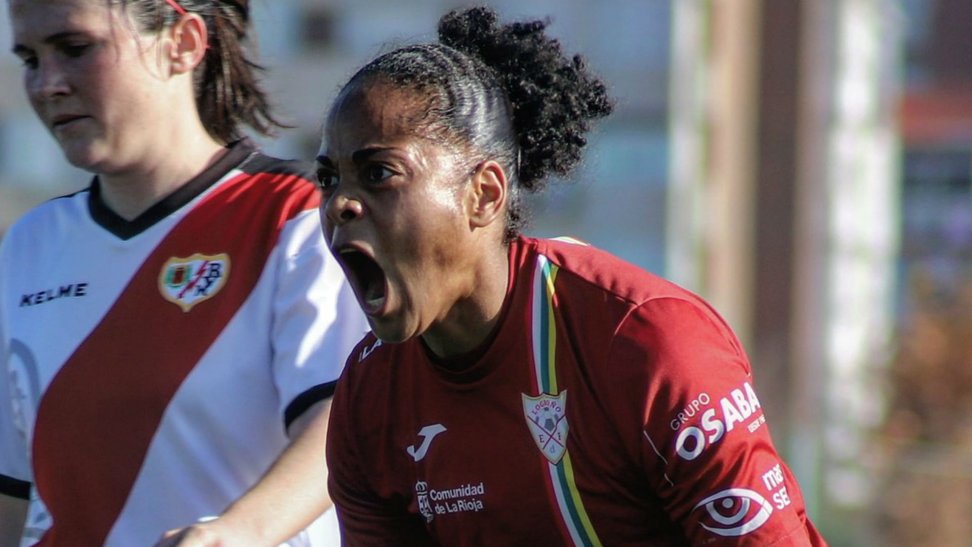 Logrono confirm Equatorial Guinea's Jade Boho and Cote d'Ivoire's Ida Guehai contract extension