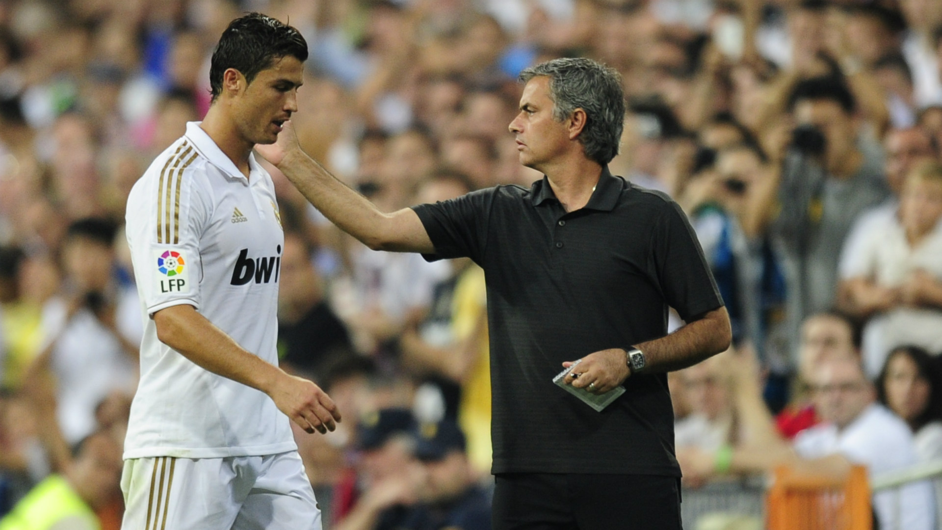 Perez mum on rumors Ronaldo wants to leave Madrid