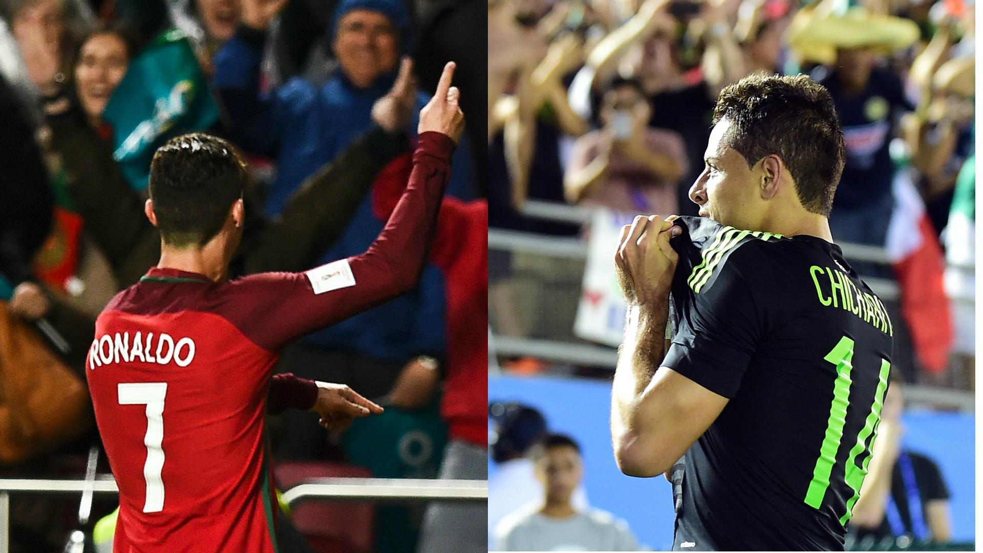 Copa Confederaciones: Portugal espera a un México complicado