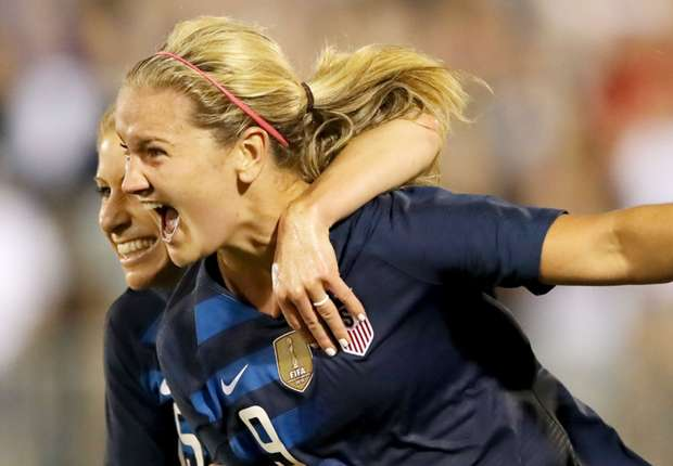 Horan out as USWNT names 23-player squad for SheBelieves Cup