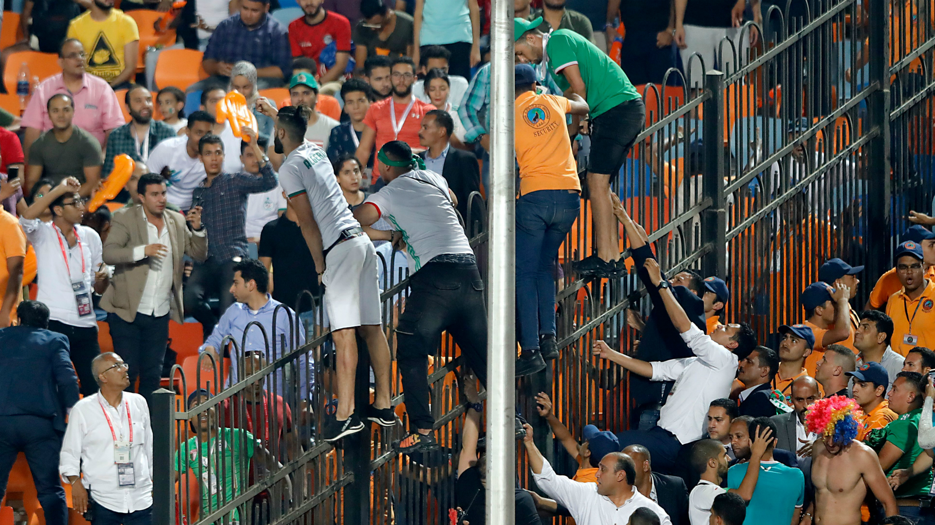Afcon 2019: Algeria FA urges fans to behave ahead of the final against Senegal