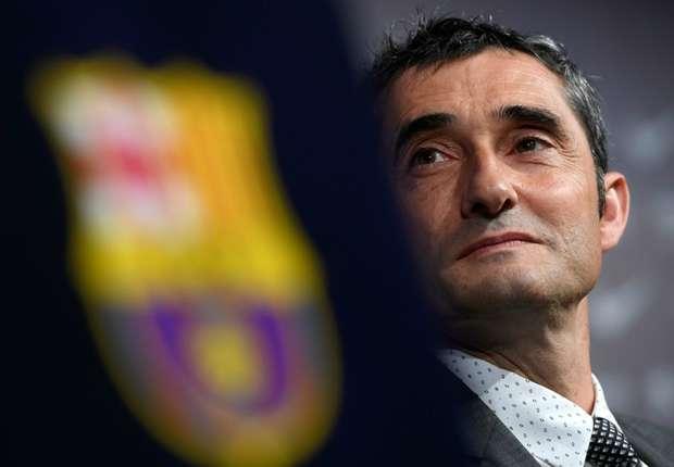 """Barcelone, Valverde : """"Je veux gagner tous les matches, du premier au dernier"""""""