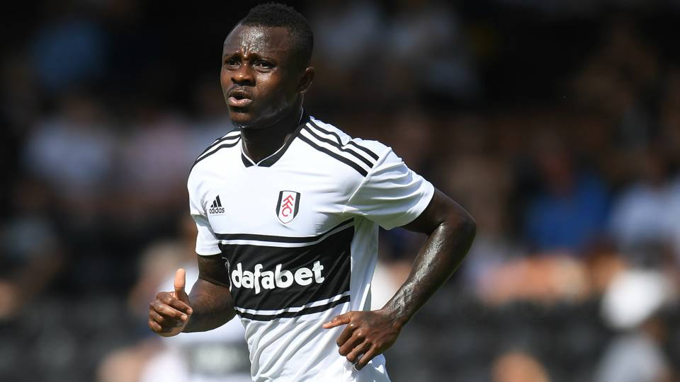 Jean Michael Seri, Fulham v Celta Vigo - Pre-Season Friendly