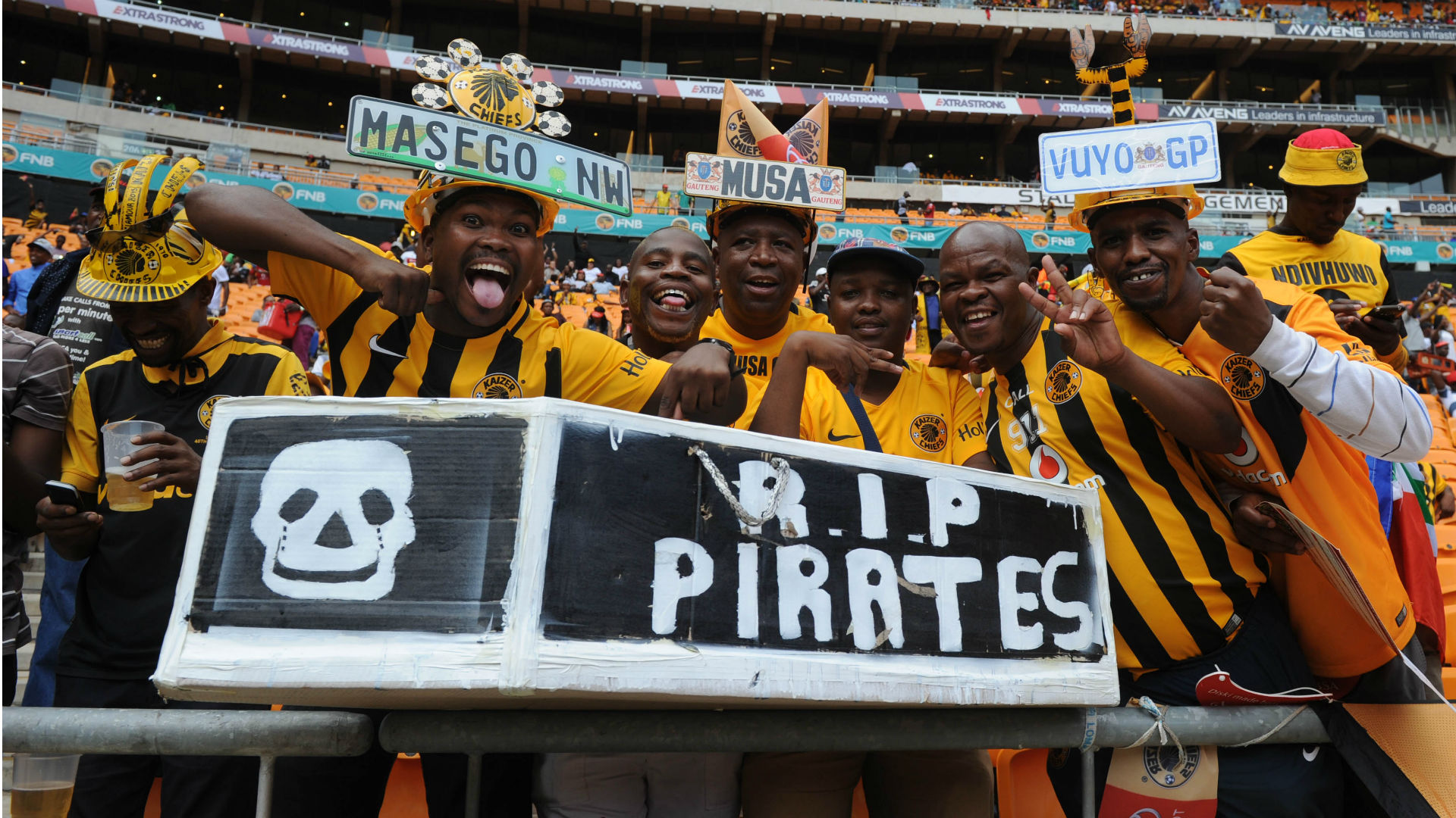 EXTRA TIME: Kaizer Chiefs, Orlando Pirates and Mamelodi Sundowns fans on the best new kit