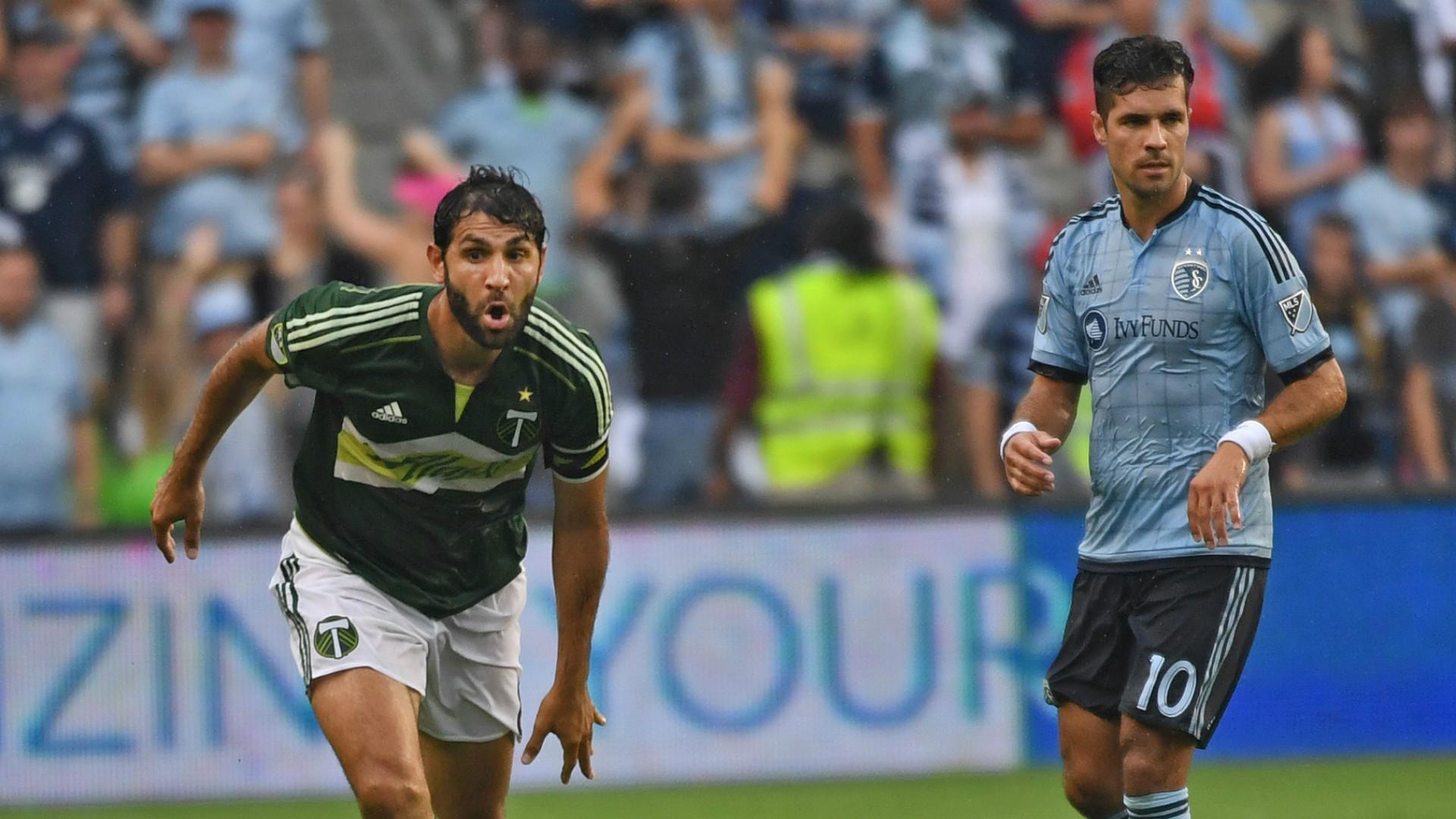 Diego Valeri Benny Feilhaber MLS